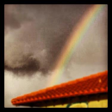 rainbow - 22 apr 2012