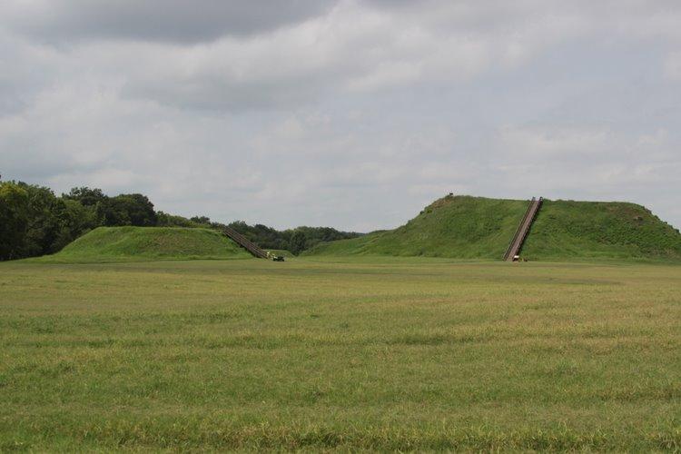 Georgia Etowah Indian Mounds Gobbledy Goon