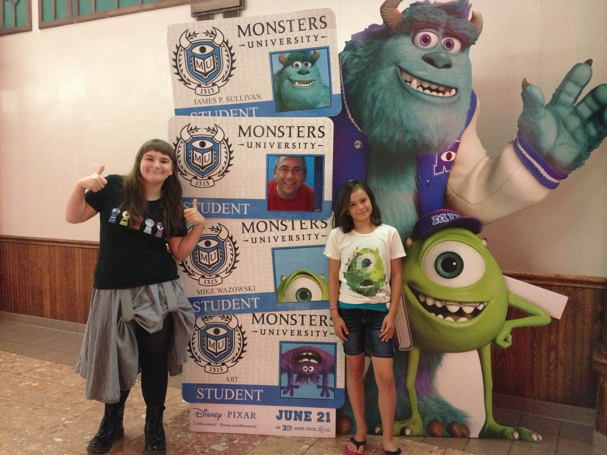 monsters u - 23 jun 2013