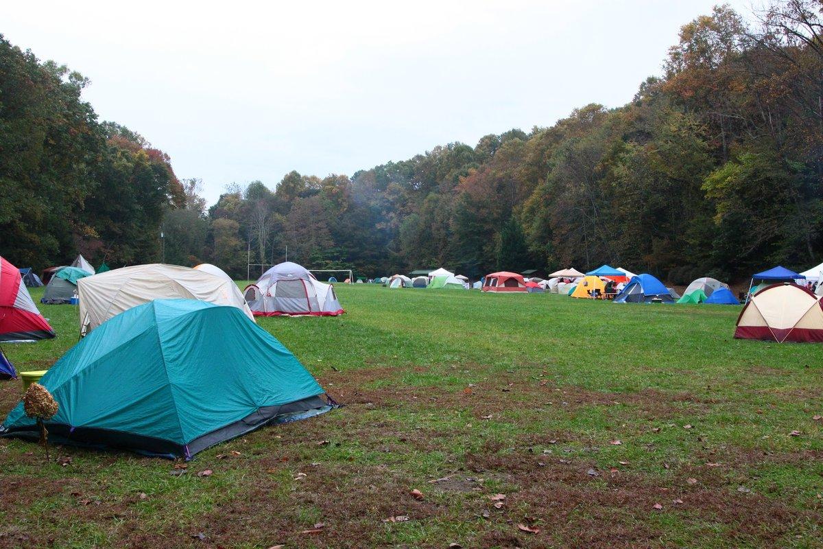 camping field - 19 oct 2013
