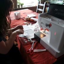 sewing machine - 11 oct 2014