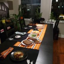 dinner - 14 oct 2014