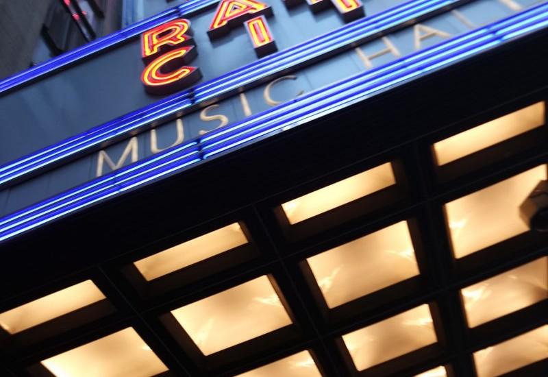 radio city music hall - 24 nov 2015