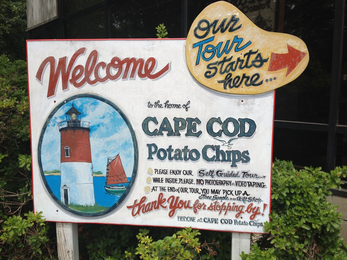 cape cod potato chips - 15 jul 2015