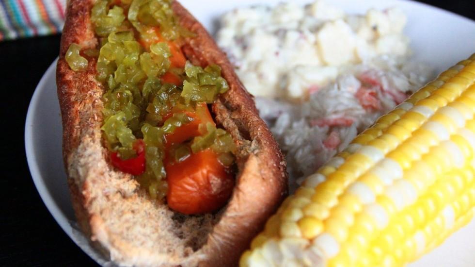 hot dog - 23 jul 2015