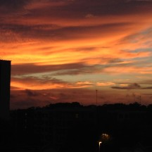 sunset - 23 jul 2015