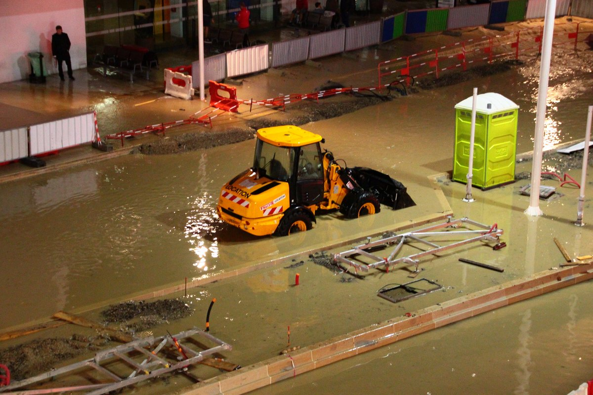 flooding - 3 oct 2015