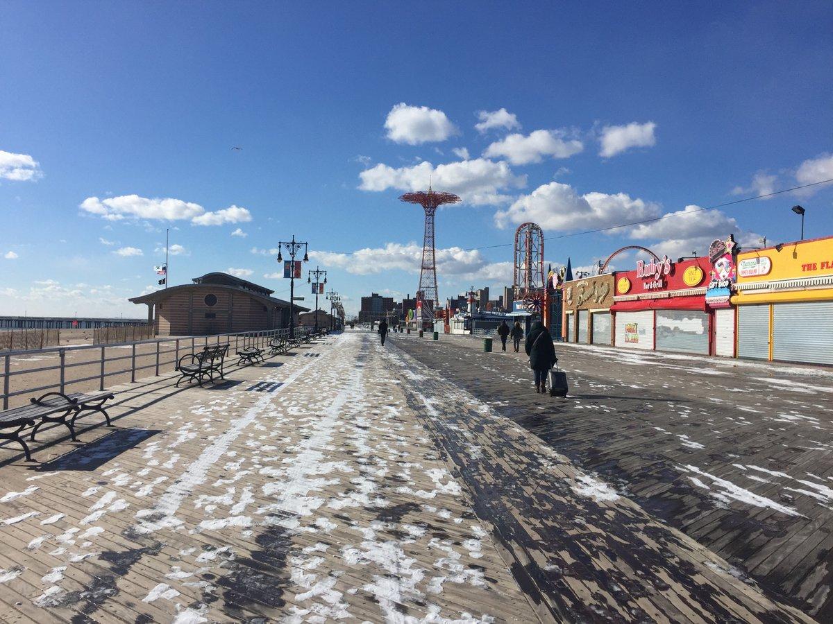 coney island - 18 jan 2016