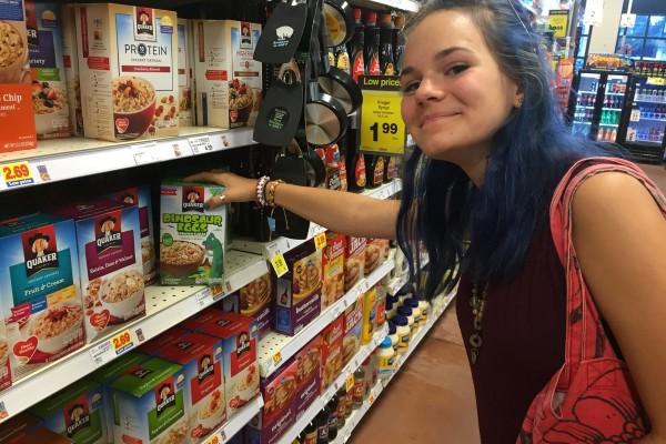 dino oatmeal - 20 jul 2016