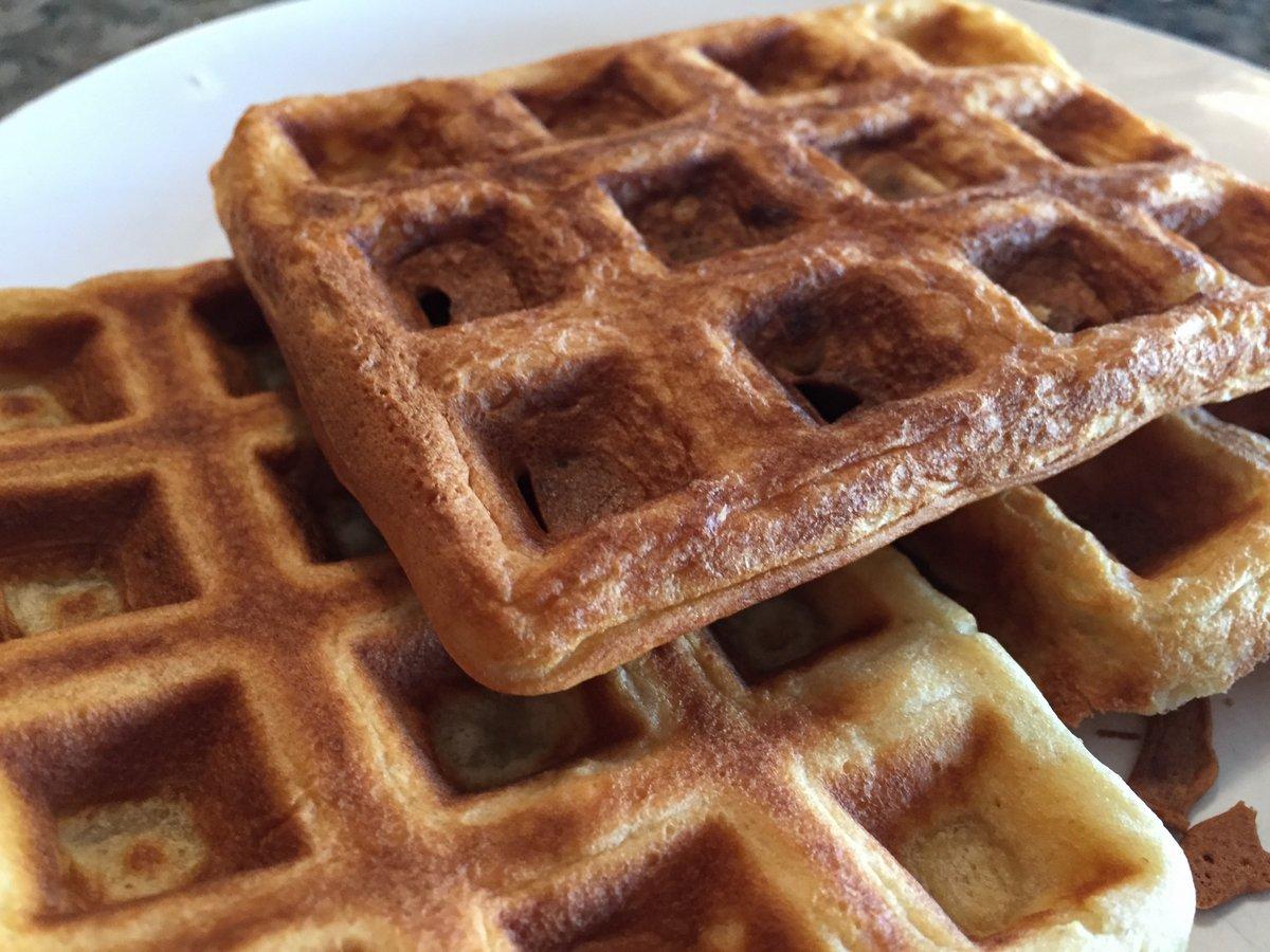 waffles - 25 mar 2017