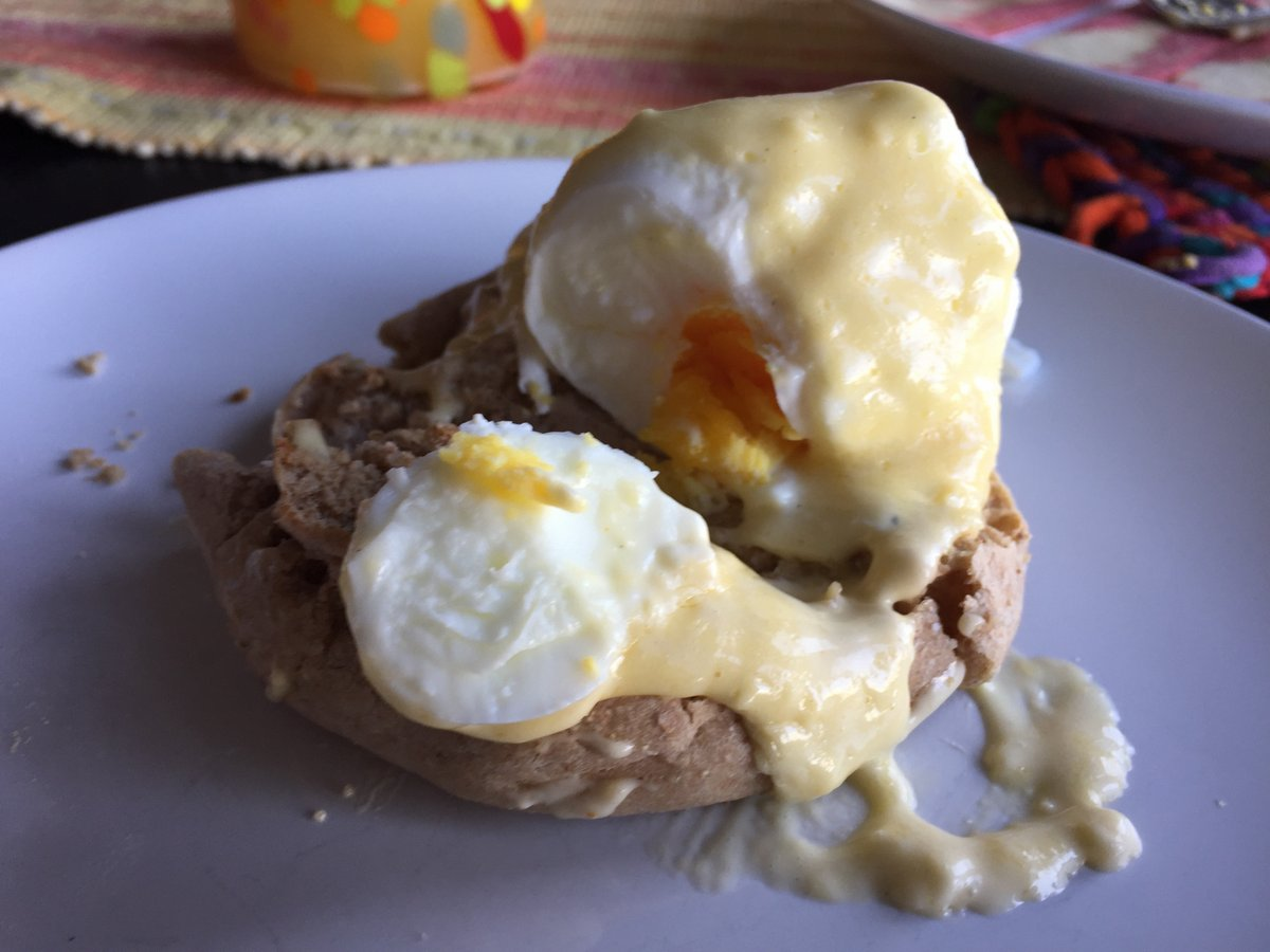 eggs benedict - 15 apr 2017