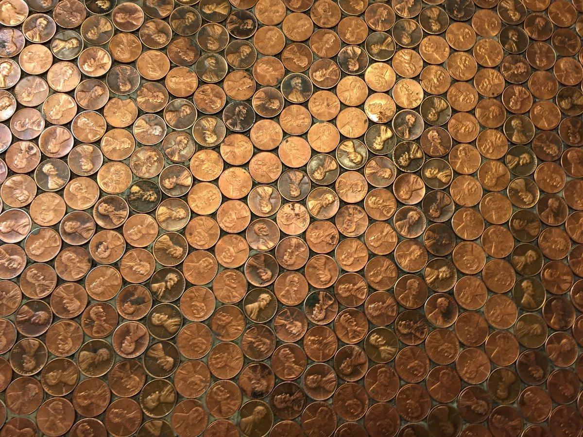 pennies - 6 may 2017