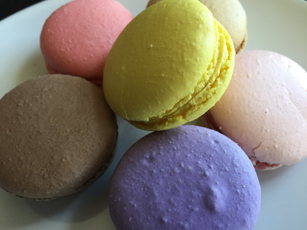 macarons - 8 may 2017