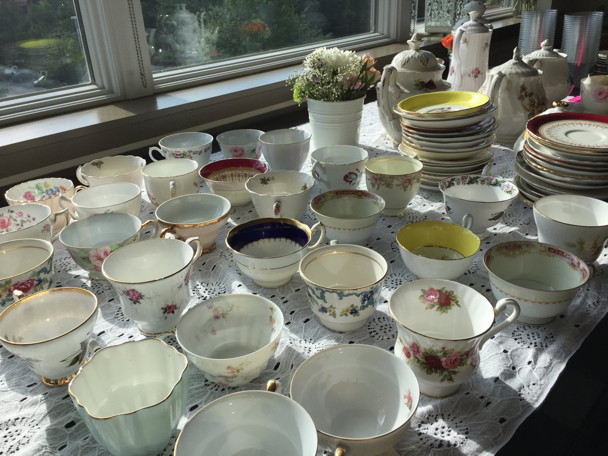 tea cups - 24 may 2017