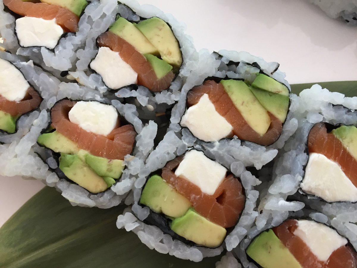 sushi - 25 may 2017
