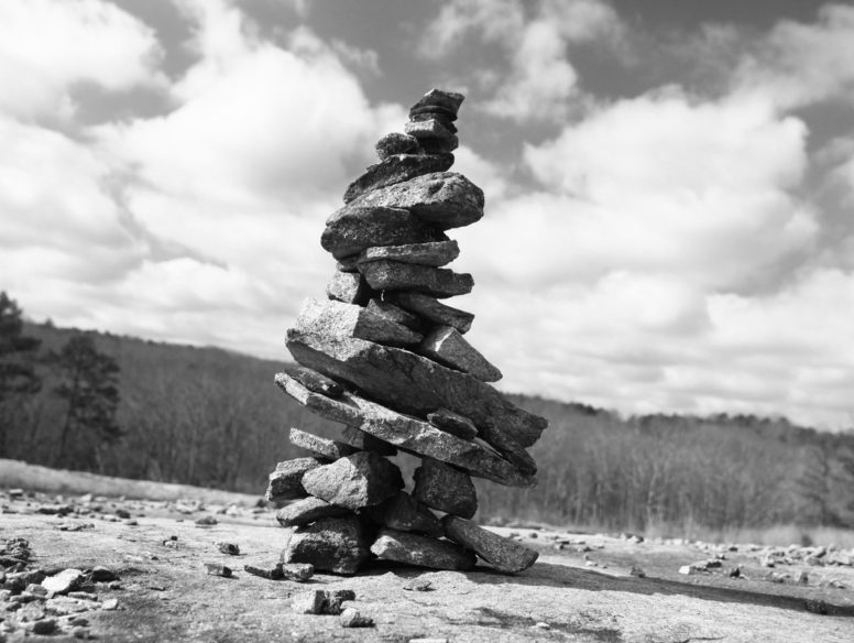 stacked stone - 19 feb 2017