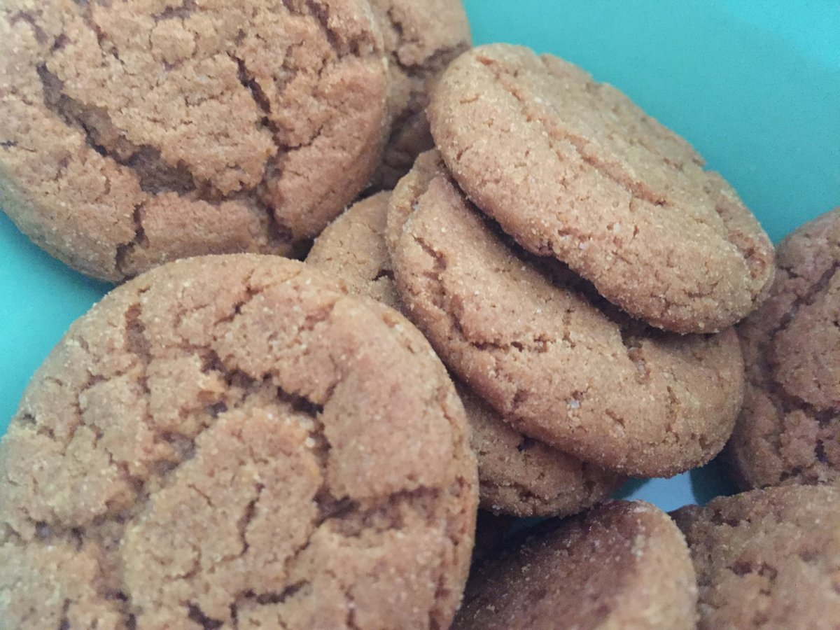 ginger snaps - 1 jul 2017