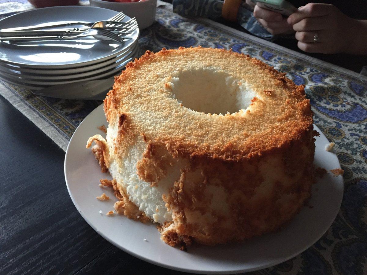 sponge cake - 23 aug 2017