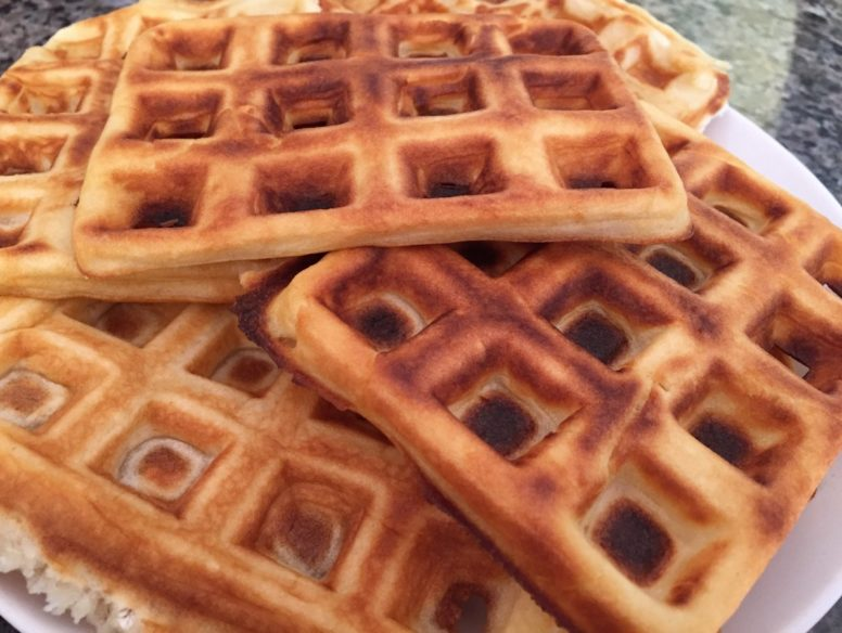 waffles - 24 aug 2017