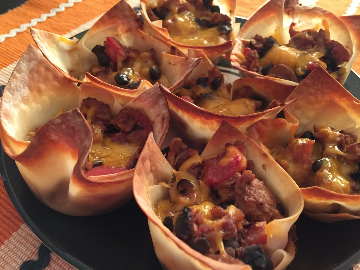 taco cups - 4 oct 2017
