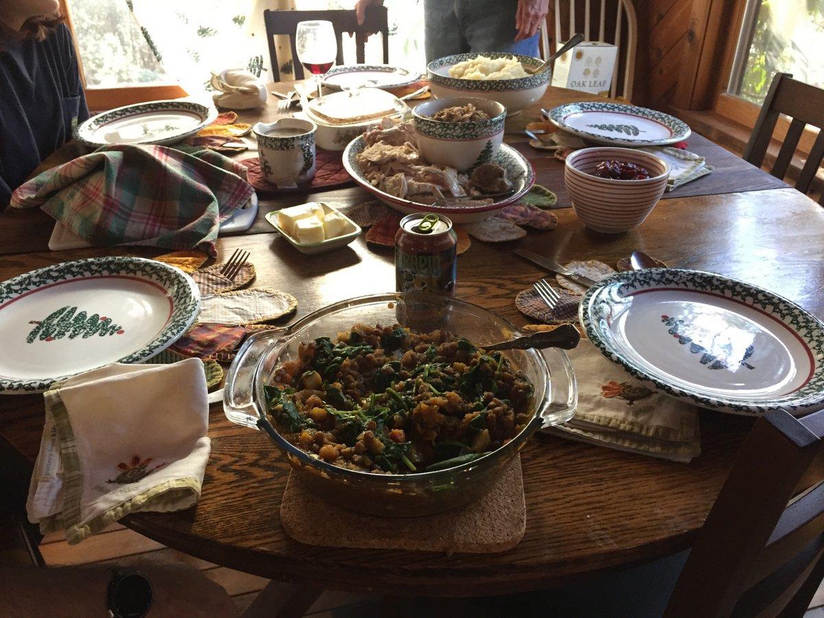 thanksgiving - 23 nov 2017