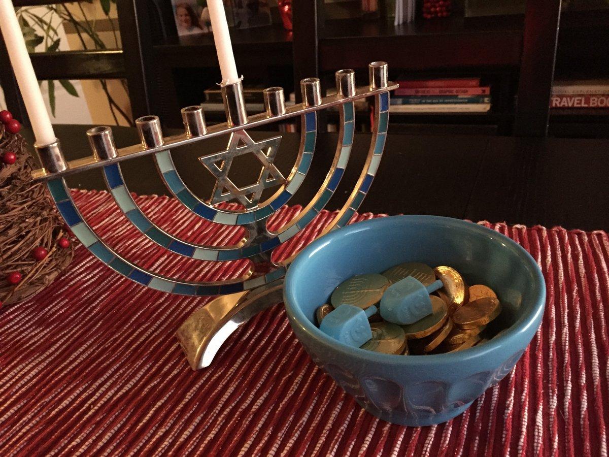 hanukkah - 12 dec 2017